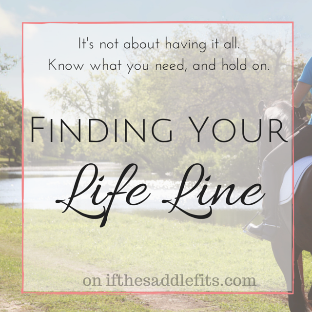 Find Your Life Line Writing